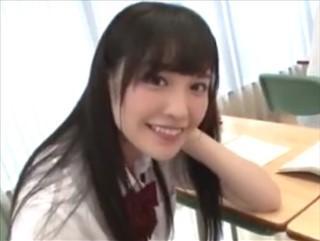 【橋本ありな】授業中に手コキしてくる隣の席の女子・・・可愛すぎてなんも言えねぇ・・・