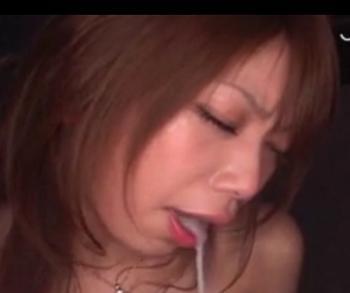 妃乃ひかり とにかく激しいイマラチオで唾液垂れ流しwww美乳揺れながらお口はイマラ!!!