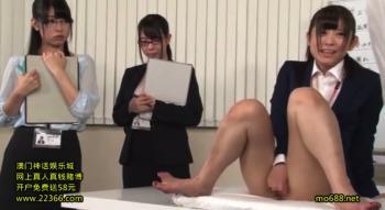【S○D女子社員】徹底的に調査をする業務を自らのカラダを使って体感する実践編