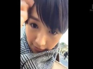 キュート素人娘のアブノーマルな濃厚ハメ撮りSEX映像!!!