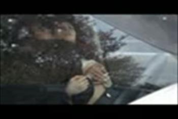 【JULIA】Jカップの爆乳若妻がカーセックス