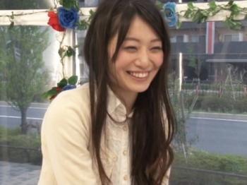 <マジックミラー号>ニコニコとご機嫌なプリケツ美巨尻ギャルが男友達と初SEX ほのか美空<MM号>