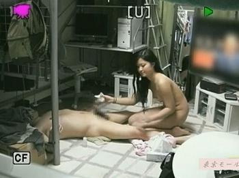 【盗撮動画】ヤバイやつ!お気に入りのデリヘル嬢達とのプレイを隠し撮りした映像流出!