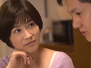《奥田咲/巨乳人妻NTR》瞬間的に好きになった上司の妻と禁断の浮気セックス