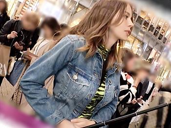 ラッキ~~~渋谷でロシアン美女発見(^^♪見事なクビレボインの超美味Gカップを日本の歌麿肉棒でヒーヒー鳴かせたったwww
