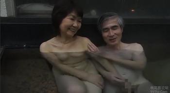 熟年 夜の営み 性交写真