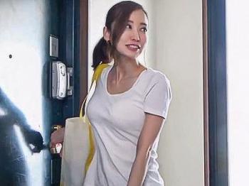 『私も出ていって、すみません…♥♥』即ハメすると怒って帰っていき、もう来ないと思った家事代行の人妻が来てくれた!
