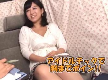 人妻ナンパ 「セックスは・・・2年ほど・・・ご無沙汰で・・・」ナンパした美人奥様が、顔はカワイイわボインだわエロい下着だ