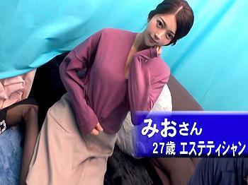 【素人ナンパ】綺麗過ぎるエステティシャン『なんかココ…パンパンですね♡』性格も最高の名古屋の美女に連続中出しw